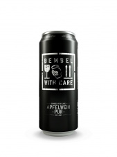 Cider BEMBEL-WITH-CARE, Apfelwein Pur, 0,5l