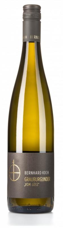 Weingut Koch - 2019 Grauburgunder Vom Loess sausas, Pinot Grigio 0,75 L