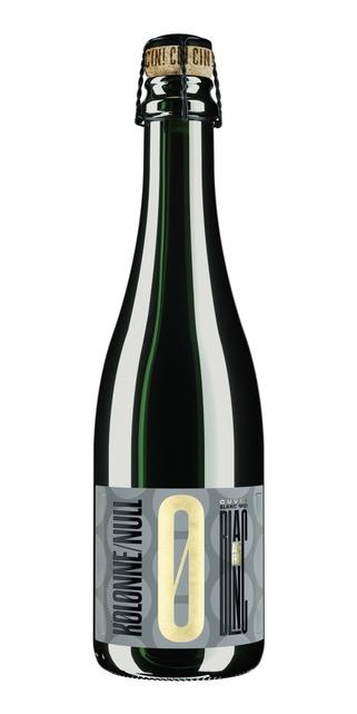 Nealkoholinis putojantis vynas KOLONNE NULL Cùvee, 0,375l