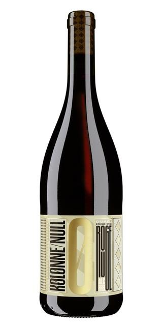 Nealkoholinis vynas Cùvee No 01 Burgunder 2019, raudonas, KOLONNE NULL, 0,75l