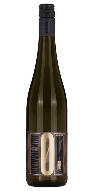 Nealkoholinis vynas KOLONNE NULL, Riesling, 0,75L