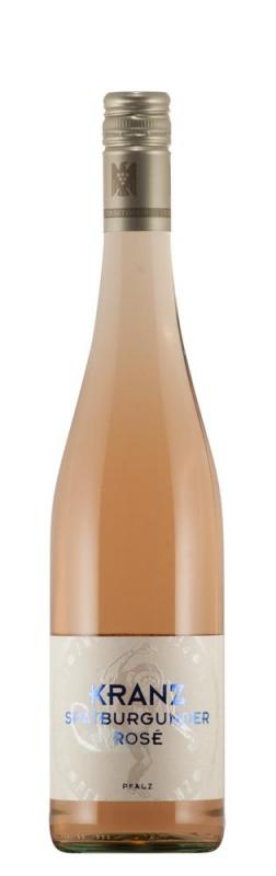 KRANZ - 2019 Spätburgunder sausas rosé, Pinot Noir 0,75 L